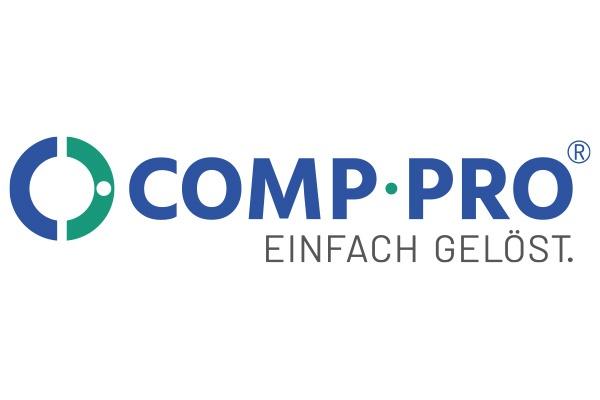 Comp-Pro Logo Vektor CMYK