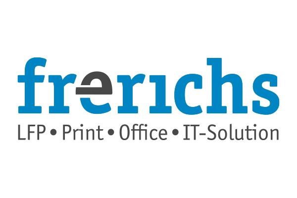 Frerichs Bürotechnik Logo