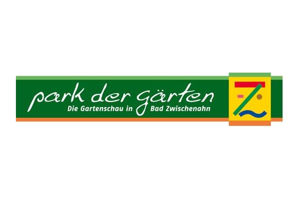 Park der Gärten Logo