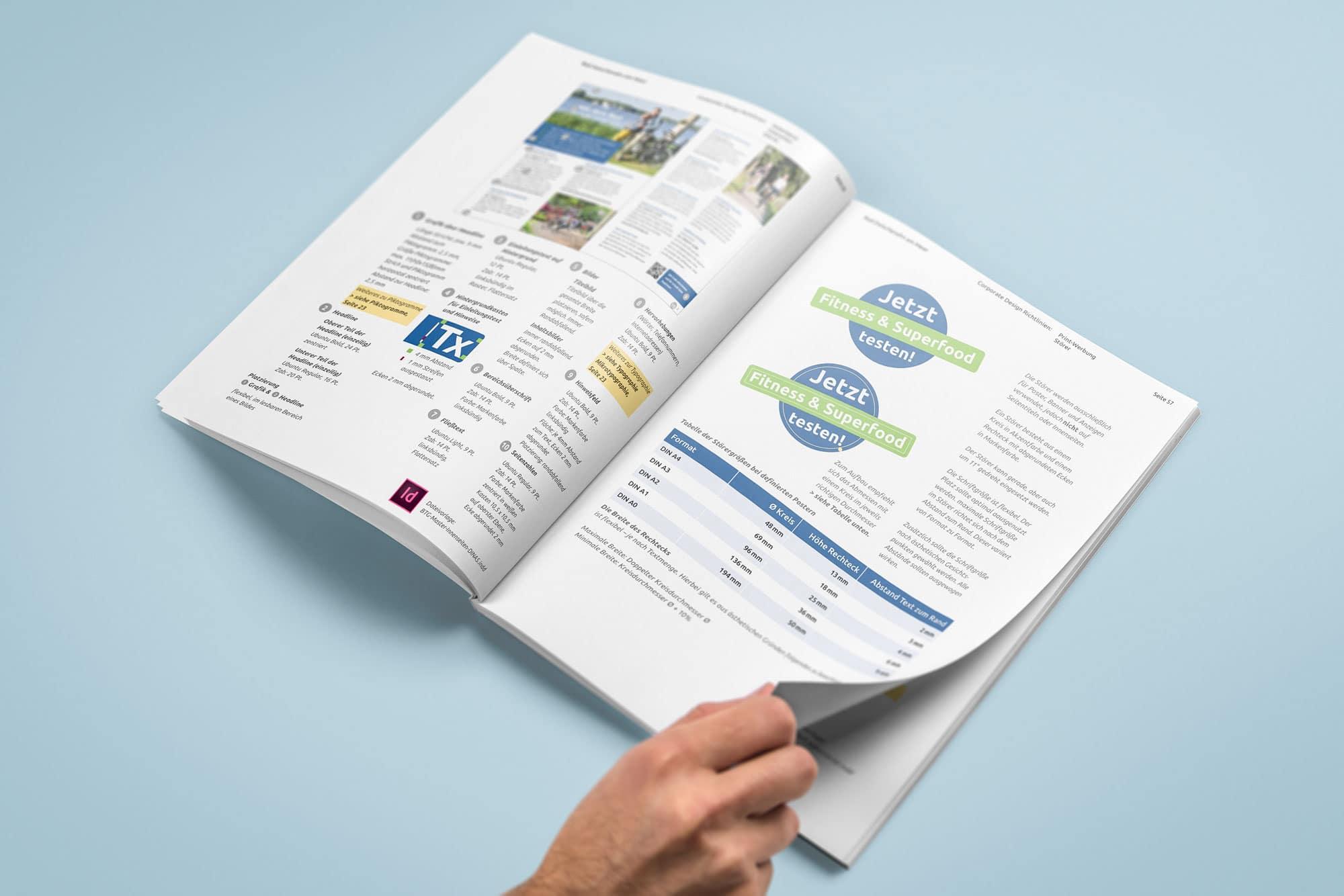 Creative Service - Corporate Design Bad Zwischenahner Touristik GmbH