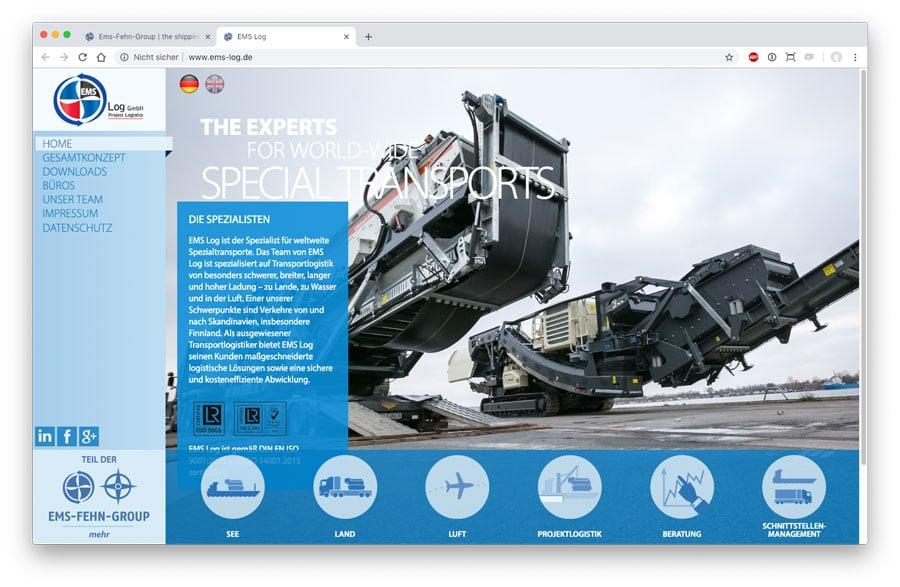 emslog-website