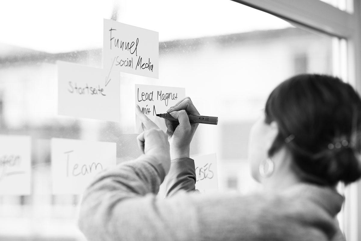 Für den Creative Service unserer Werbeagentur ist eine umfassende Planung ein elementarer Bestandteil