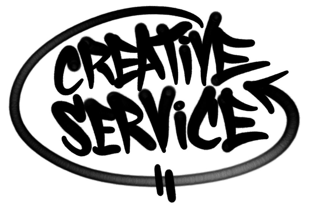 Creative Service Graffiti