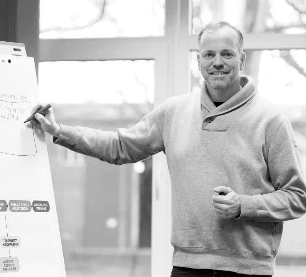 Germar leitet deinen Marketing-Workshop