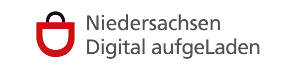 Niedersachsen Digital aufgeLaden Logo